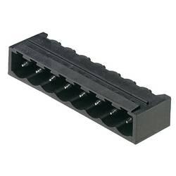 Konektor do DPS Weidmüller SL-SMT 5.08/06/90G 1.5 SN BK RL 1775044001, 33.68 mm, pólů 6, rozteč 5.08 mm, 350 ks