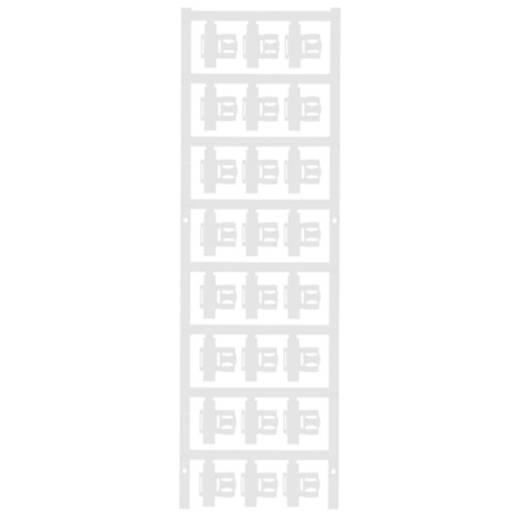Zeichenträger Montageart: aufclipsen Beschriftungsfläche: 21 x 5.80 mm Passend für Serie Einzeldrähte Weiß Weidmüller SFC 2.5/21 MC NE WS 1062050000 Anzahl Markierer: 120 120 St.