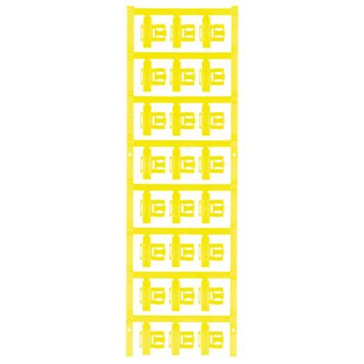 Zeichenträger Montageart: aufclipsen Beschriftungsfläche: 21 x 5.80 mm Passend für Serie Einzeldrähte Gelb Weidmüller SFC 2.5/21 MC NE GE 1062070000 Anzahl Markierer: 120 120 St.