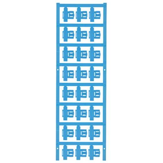 Zeichenträger Montage-Art: aufclipsen Beschriftungsfläche: 21 x 5.80 mm Passend für Serie Einzeldrähte Atoll-Blau Weidmü