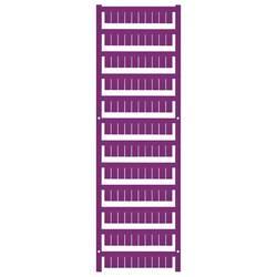 Repère de bornes MultiCard Weidmüller WS 10/6 MC MIDDLE VI 1069090000 violet 600 pc(s)