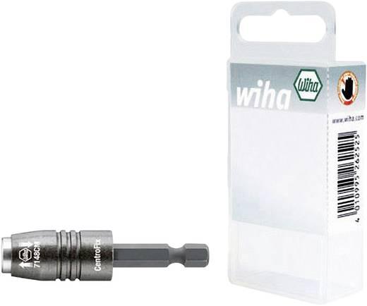 """Wiha 35386 CentroFix Schnellwechselhalter Länge 60 mm Antrieb 1/4"""" (6.3 mm)"""