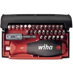 Sada bitov Wiha Bit Collector 34686, 25 mm, chrom-vanadová ocel, tvrdené, 32-dielna