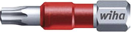 Torx-Bit T 10 Wiha 29er MaxxTor 7015 M9T Werkzeugstahl legiert, gehärtet C 6.3 5 St.