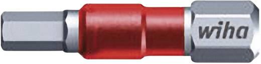 Sechskant-Bit 3 mm Wiha Werkzeugstahl C 6.3 5 St.