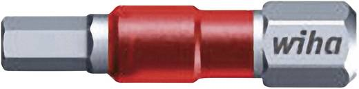 Sechskant-Bit 4 mm Wiha Werkzeugstahl C 6.3 5 St.