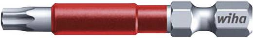 Torx-Bit T 25 Wiha MaxxTor 7045 M9T Werkzeugstahl legiert, gehärtet E 6.3 5 St.