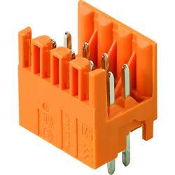 Konektor do DPS Weidmüller S2L-SMT 3.50/08/180G 3.5SN BK RL 1807790000, 17.70 mm, pólů 8, rozteč 3.50 mm, 175 ks