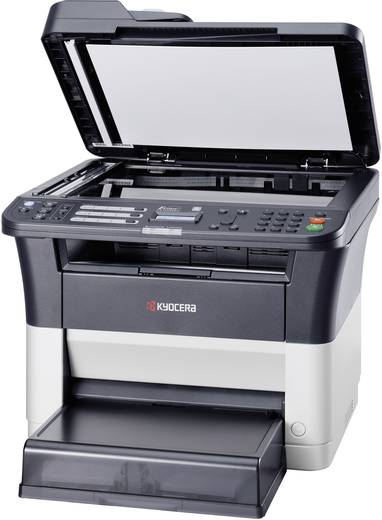 kyocera fs 1320mfp monolaser multifunktionsdrucker a4 drucker fax kopierer scanner. Black Bedroom Furniture Sets. Home Design Ideas