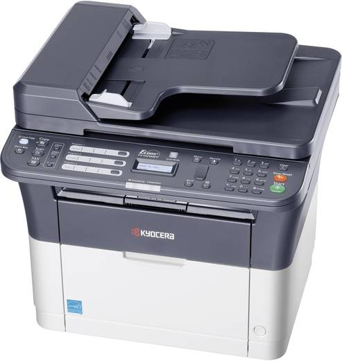kyocera fs 1325mfp monolaser multifunktionsdrucker a4 drucker fax kopierer scanner kaufen. Black Bedroom Furniture Sets. Home Design Ideas