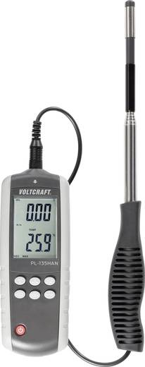 Anemometer VOLTCRAFT PL-135HAN 0.1 bis 25 m/s