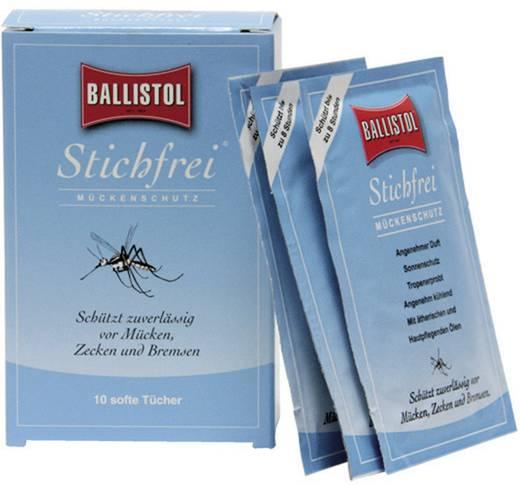 Ballistol Pflege-Tücher Box Stichfrei 26780 10 St.