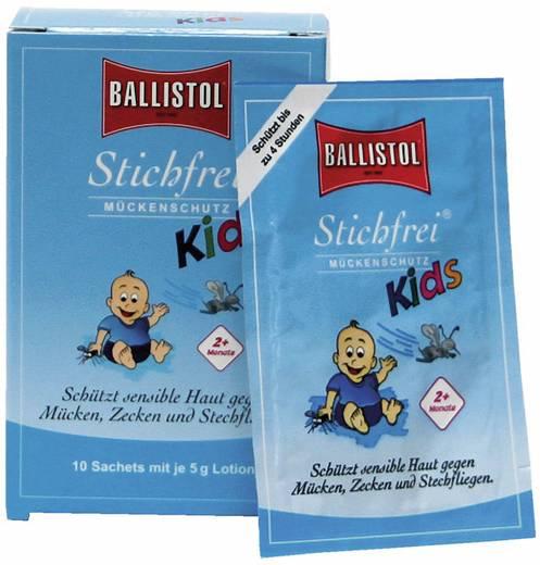 Ballistol Pflege-Tücher Box Stichfrei Kids 26781 10 St.