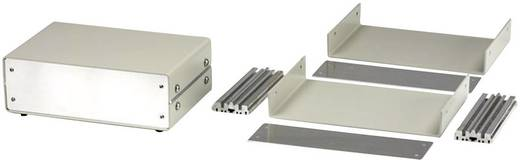 Instrumenten-Gehäuse 261 x 181 x 80 Stahl Grau Hammond Electronics 1402FV 1 St.
