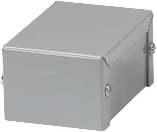 Instrumenten-Gehäuse 203 x 102 x 76 Aluminium Grau Hammond Electronics 1411S 1 St.