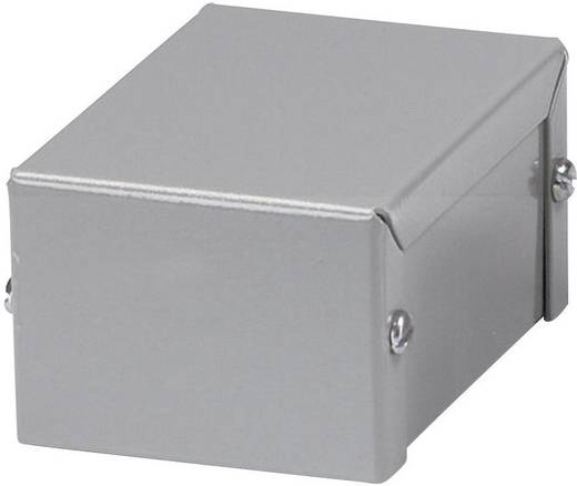 Hammond Electronics 1412SS Instrumenten-Gehäuse 203 x 102 x 51 Stahl Grau 1 St.