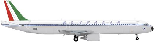 Luftfahrzeug 1:200 Herpa Alitalia Retrojet Airbus A321  555166