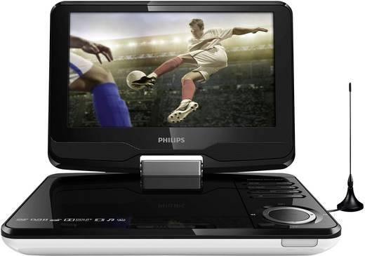 philips pd9015 tragbarer fernseher tragbarer dvd player. Black Bedroom Furniture Sets. Home Design Ideas