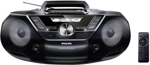 UKW CD-Radio Philips AZ787/12 Schwarz