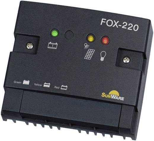 Laderegler SunWare Fox-220 PWM 12 V, 24 V 20 A