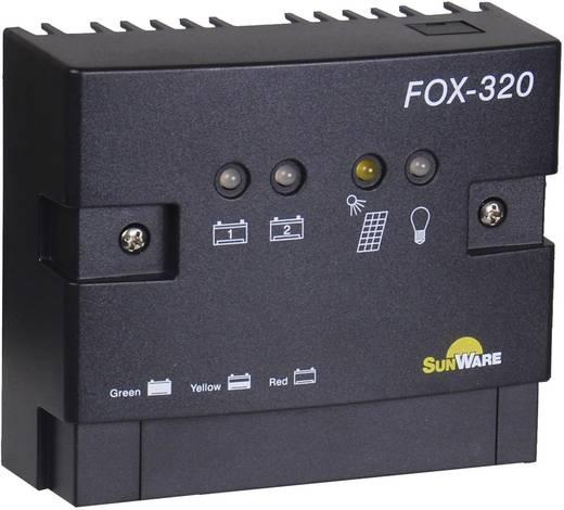 Solar-Laderegler 12 V, 24 V 20 A SunWare Fox-320