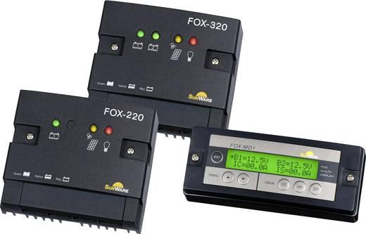 SunWare Fox-320 Laderegler PWM 12 V, 24 V 20 A