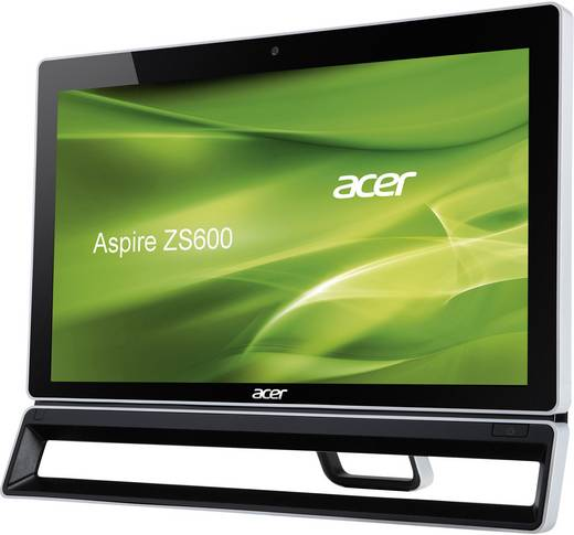 acer aspire zs600 all in one 58 4 cm 23 multitouch. Black Bedroom Furniture Sets. Home Design Ideas