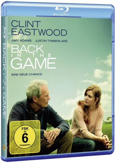 blu-ray Back in the Game FSK: 6