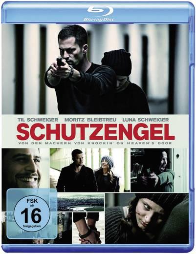 blu-ray Schutzengel (2 Discs) FSK: 16