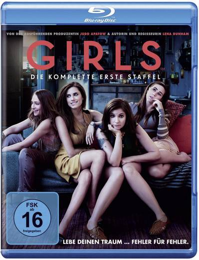 blu-ray Girls - 1. Staffel FSK: 16