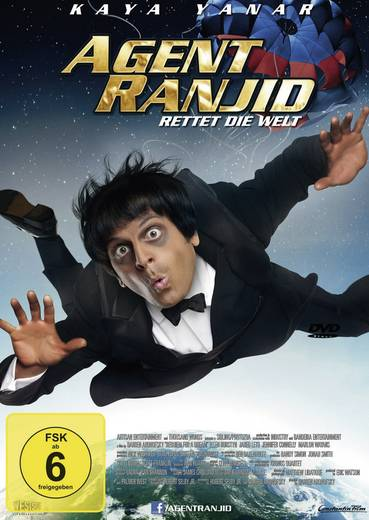 DVD Agent Ranjid rettet die Welt FSK: 6