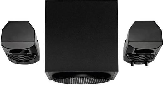 2.1 PC-Lautsprecher Kabelgebunden Hercules XPS 2.1 Bassboost 32 W Schwarz