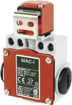Interrupteur de fin de course Panasonic MA165MT83X11 400 V/AC 10 A levier métallique courbé momentané IP66 1 pc(s)