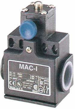 Koncový spínač Panasonic MDP5R41Z11, 400 V/AC, 10 A, páka s kladkou se šroubovým závitem