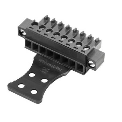 Buchsengehäuse-Kabel BC/SC Polzahl Gesamt 9 Weidmüller 1072160000 Rastermaß: 3.81 mm 50 St.