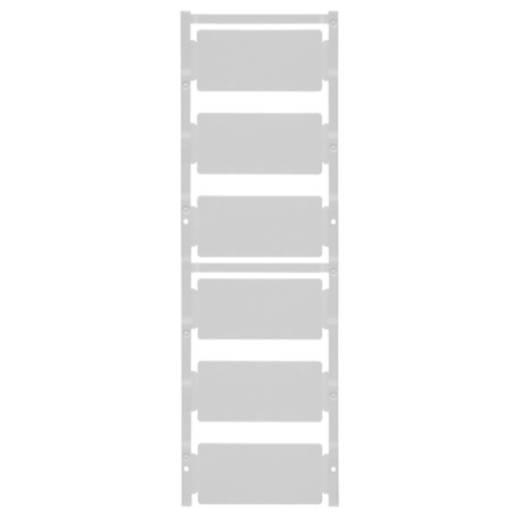 Gerätemarkierung Montageart: aufclipsen Beschriftungsfläche: 60 x 30 mm Passend für Serie Geräte und Schaltgeräte, Universaleinsatz Grau Weidmüller CC 30/60 MC NE GR 1072670000 Anzahl Markierer: 30 30 St.