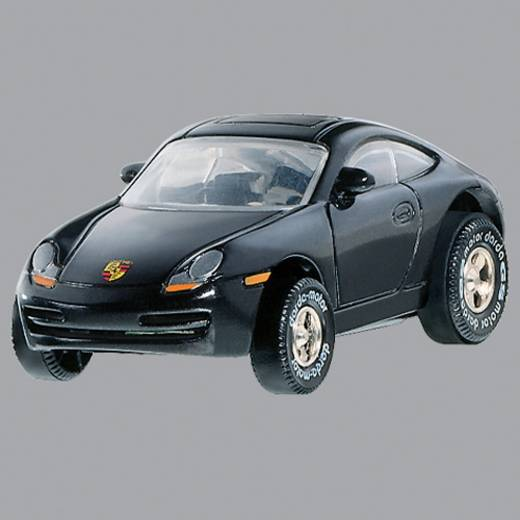 DARDA Aufziehauto Porsche 911