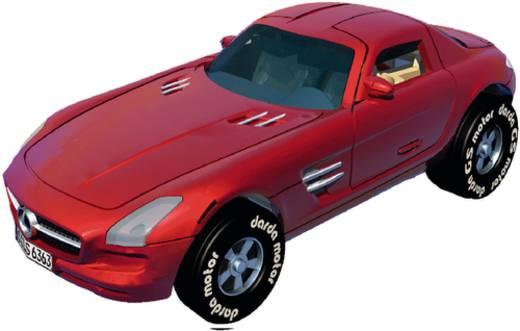 DARDA Aufziehauto AMG Mercedes SLS