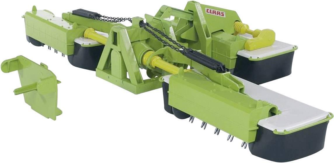 Spielzeug-Landwirtschaft Claas Disco 8550 C Dreifach Mähwerk günstig kaufen BRUDER 02218