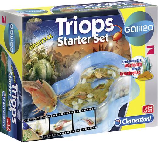 Galileo - Original Triops (Start-Set)