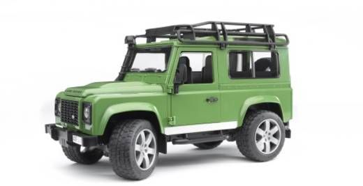 Bruder Land Rover Defender