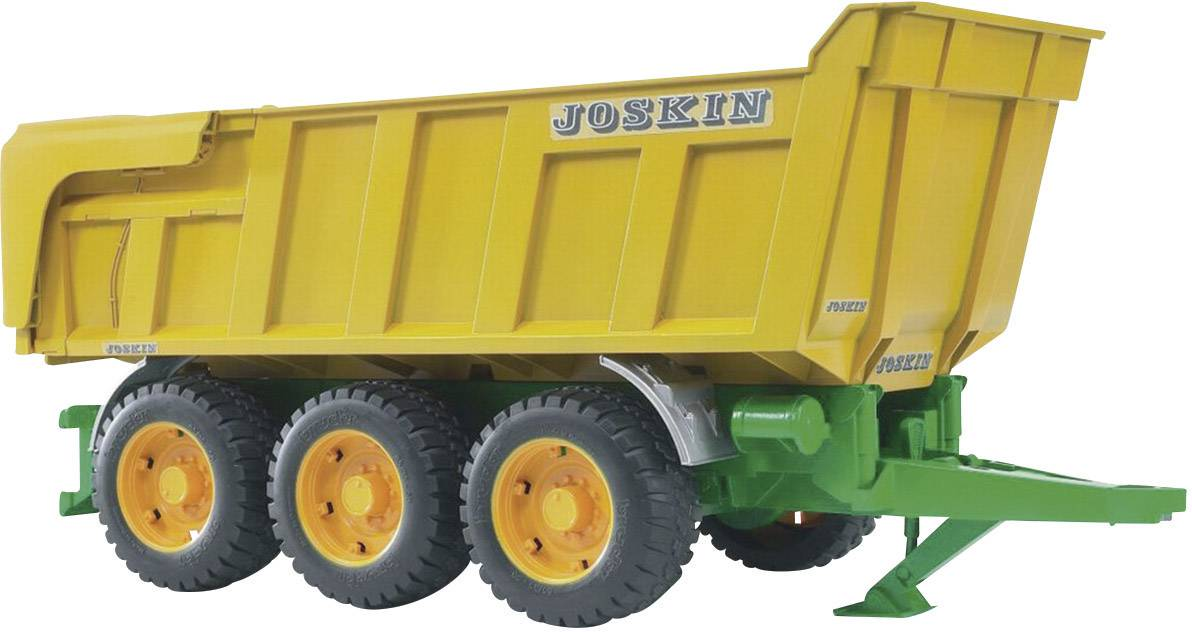 Roadmax traktor m frontlader bruder