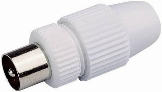 Koax-Stecker KW-3S Kabel-Durchmesser: 7.2 mm