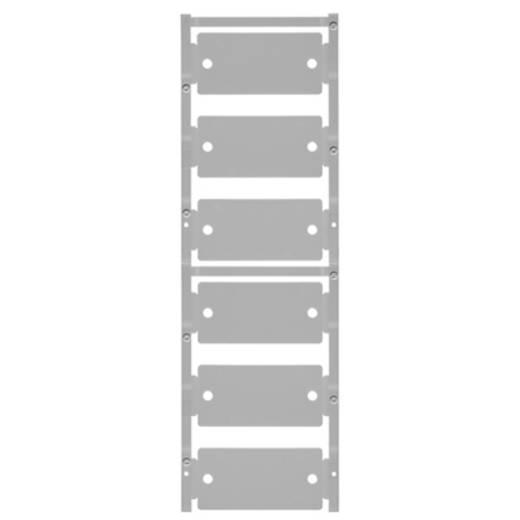 Gerätemarkierung Montage-Art: aufclipsen Beschriftungsfläche: 60 x 30 mm Passend für Serie Geräte und Schaltgeräte, Univ