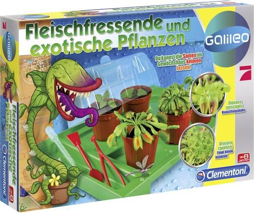 Clementoni Galileo - Fleischfressende Pflanzen