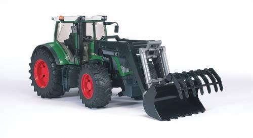 Bruder fendt vario traktor mit frontlader kaufen
