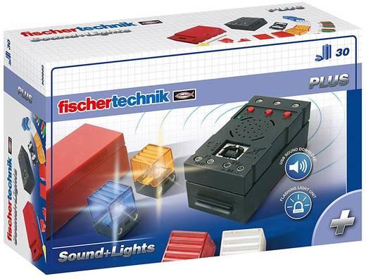 Experimentierkasten fischertechnik Sounds + Lights 500880 ab 7 Jahre