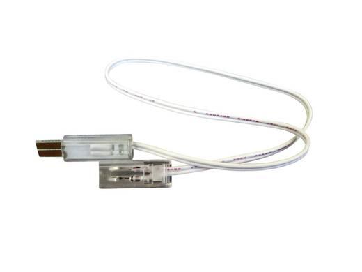 Dekobeleuchtung Verbindungskabel, 300 mm 0280003002 Weiß