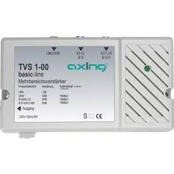 Širokopásmový antenní zesilovač Axing TVS 1, 25 dB