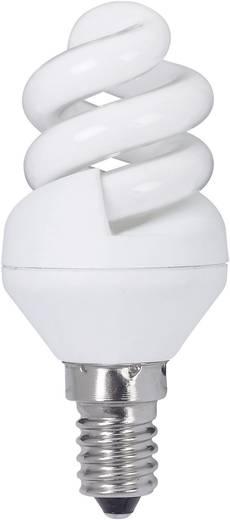 Energiesparlampe Paulmann 230 V E14 5 W Warm-Weiß EEK: A Spiralform Inhalt 1 St.